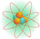 vector gratis la ciencia quimica atomo atomico imagen gratis