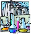 chemical industry clip art