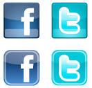redes sociales vectores