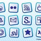 gratis vectores icono sociales descargar vectores gratis