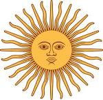 may sun from argentina flag clip art vector clip art online
