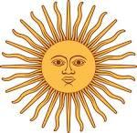 may sun from argentina flag clip art vector clip art online