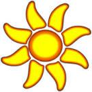 sun clip art vector clip art online royalty free amp public domain