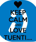 keep calm and love tuenti keep calm and carry on image generator