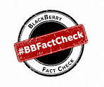 the blackberry fact checker cool guy stuff