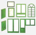 catalogo de puertas de madera ventanas de madera y armarios