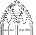 church windows clip art graphicsfairy thumb the graphics fairy