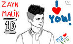 zayn malik of one direction by monica zuniga